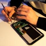 conserto de placas de celulares Vila Anastácio