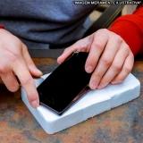 onde fazer conserto de tela de iphone Pacaembu