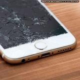 troca de tela celular Água Branca